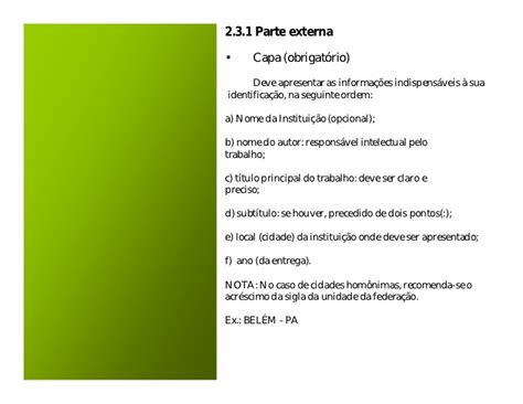 lucas autor em normas abnt pá 2 de 2 manual de normas da abnt unama