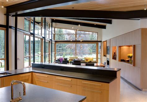 how to design your kitchen popularity of steel frame homes picking up in recent years 7240