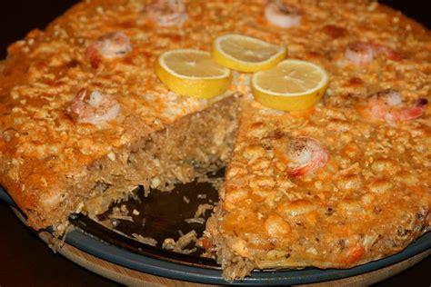 recette pastilla aux fruits de mer et saumon recettes