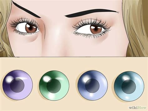 how to make eye color lighter 3 ways to make your lighter wikihow