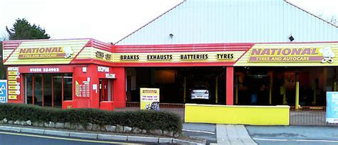 Exhausts, Mot & Servicing