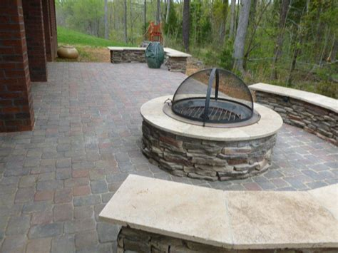 Fire Pit Archadeck Of Charlotte