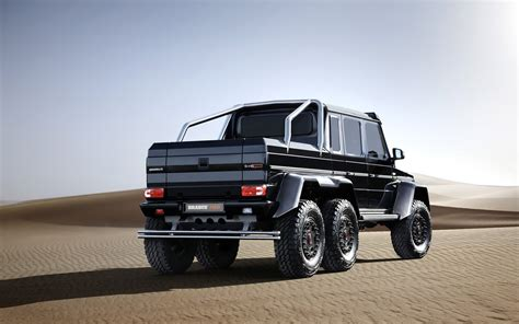 (how to unlock the 6x6 in fh4). 2014 Brabus Mercedes Benz B63S 700 6x6 pickup suv tuning offroad f wallpaper | 2560x1600 ...