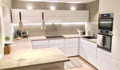 Ikea Voxtorp & Schmidt Kitchen #ikea #voxtorp #ikeahack