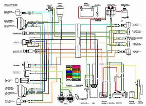 110cc Chinese Quad Wiring Diagram
