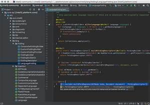 IntelliJ IDEA: ... Java
