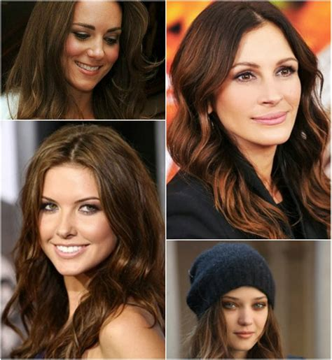 Nut Brown Hair by Fashion For Black Divas 2014 2014 Trendy Hair Color Ideas