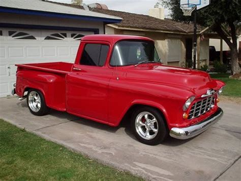 Chevrolet Trucks For Sale by 1956 Chevrolet Apache Stepside For Sale By Owner