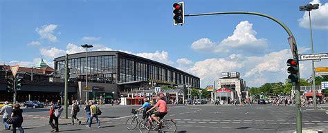 Berlin Zoologischer Garten Nach Ostbahnhof by Bahnhof Berlin Zoo Berlinstadtservice