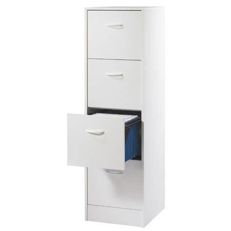 meuble classeur de bureau meuble classeur 4 tiroirs pour dossiers suspendus simmob