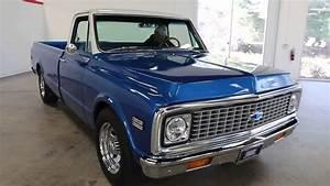 1971 Chevrolet C20 F13109