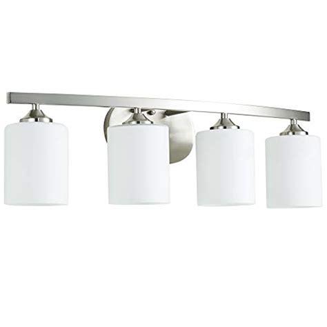 4 Bulb Bathroom Light Fixtures by Kingbrite 4 Bulb E26 Vanity Light Fixture