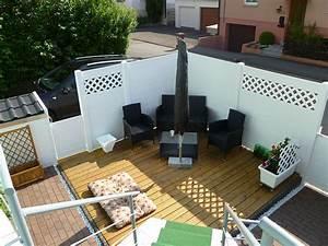 Beispiele Für Terrassengestaltung : sichtschutz f r terrasse hier ab werk kaufen ~ Bigdaddyawards.com Haus und Dekorationen
