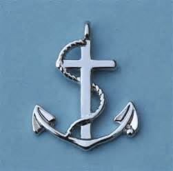 Christian Symbol Anchor Cross