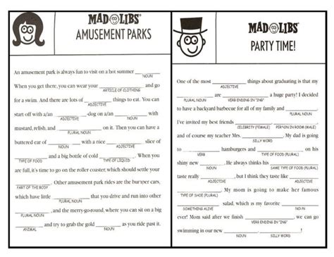 Best 25+ Mad Libs For Adults Ideas On Pinterest
