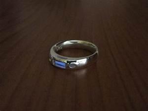 tritium wedding ring With tritium wedding ring