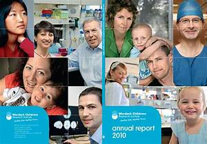 Murdoch Childrens Research Institute Annual Report 2010 by ...