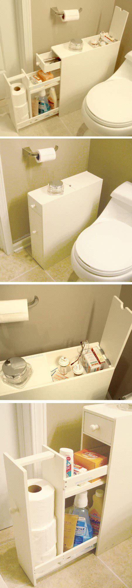Diy Small Bathroom Storage Ideas by Top 25 The Best Diy Small Bathroom Storage Ideas That Will