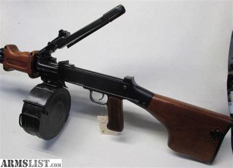 Dsa Belt Fed Rpd Rifle Semi Auto 7.62 X 39mm