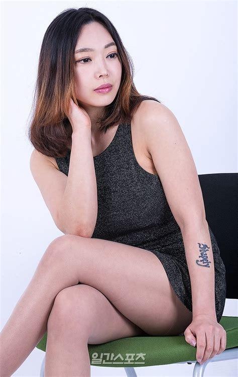 핫인터뷰 배우 백세리 당당해서 아름다운 그녀 일간스포츠