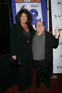 Danny Devito with his wife | Flickr - Photo Sharing!