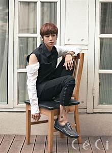 Dual-Faced Lee Hyun Woo Featured in Céci - hot off the ...