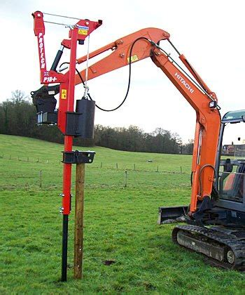 p protech post driver chippindale plant