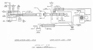 Dixon Ztr 503  1991  Parts Diagram For Wiring Assembly