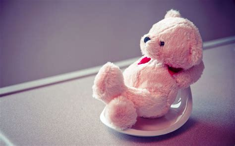 Teddy Bear Cute Hd Wallpaper