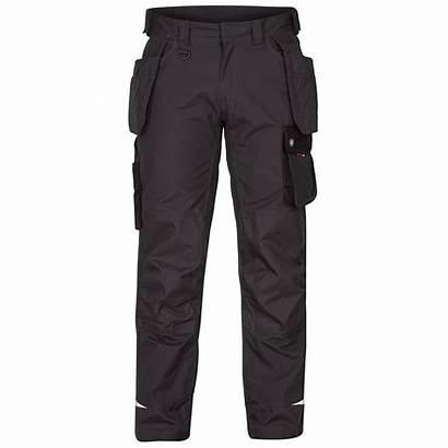 Engel Galaxy Trousers Hanging Tool Pockets Grey