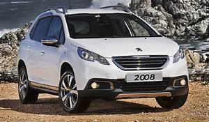 Peugeot Present U00f3 El 2008 Que Llega En Abril A Argentina