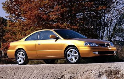 Image 2001 Acura Cl Type S, Size 550 X 350, Type Gif