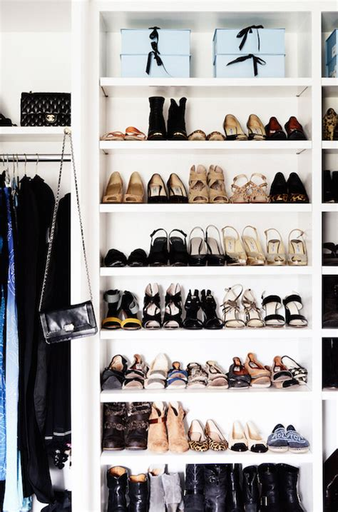 closet ideas for shoes walk in closet shoe shelves design ideas
