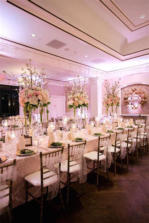 pink  gold houston wedding modwedding