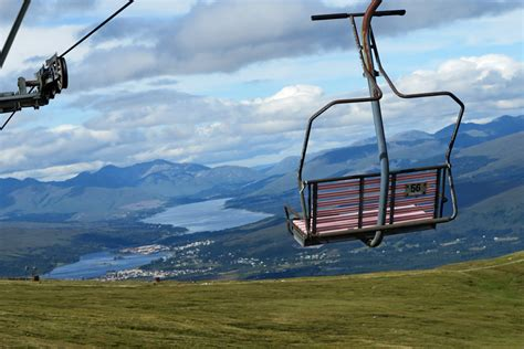 great glen scenic chair ride tourist attractions in