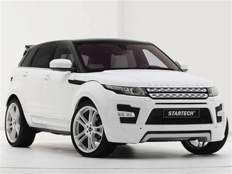 Land Rover Range Rover Evoque Modification by 301 Moved Permanently