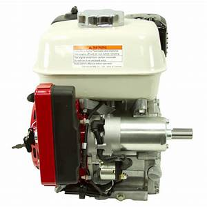 4 8 Hp 163cc Gx160 Honda Gx160ut2qxe2 Engine W  Electric