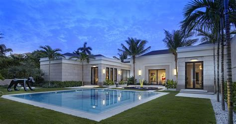 shaped house plans pool middle courtyard home plans blueprints 40509