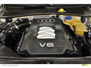 1999 Audi A4 2 8 Quattro Avant Engine Photos