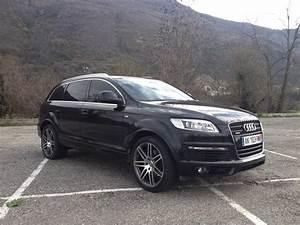 Audi 7 Places : troc echange audi q7 4 2 tdi avus sline 7 places sur france ~ Gottalentnigeria.com Avis de Voitures