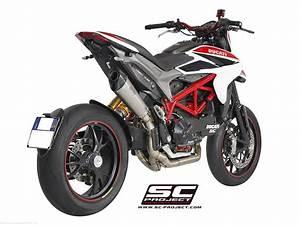 Ducati Hypermotard 939 Sp : conic high mount full system exhaust sc project ducati hypermotard 939 sp 2017 d10 ch34t ~ Medecine-chirurgie-esthetiques.com Avis de Voitures