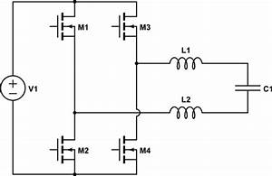 Inductor Core Loss For H-bridge Type Inverter