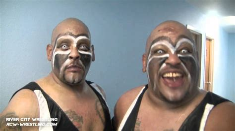 river city wrestling rcw  headhunters  ready