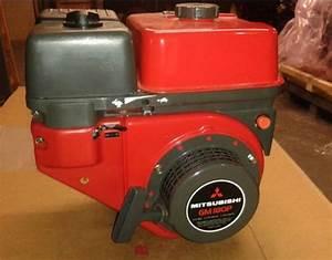 Mitsubishi Meiki Engine Type Gm Series Service Repair