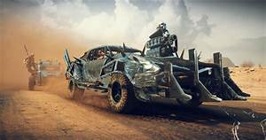 File Size Listed For Xbox One Version Of Mad Max Game