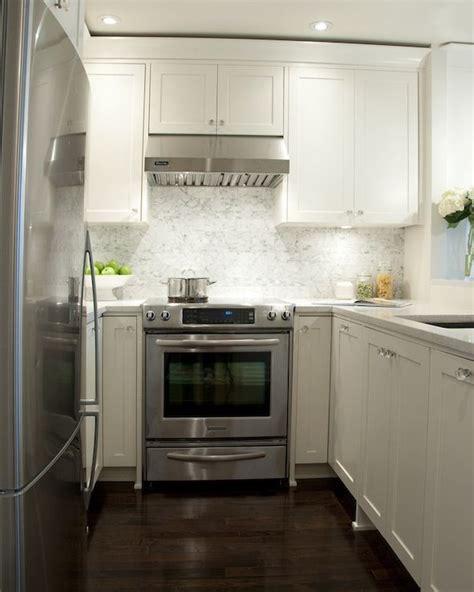 kitchens white shaker kitchen cabinets granite