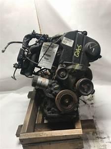 1998 Ford Contour Engine Motor Tested Dohc 2 0l