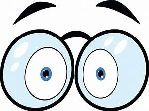 Cartoon Eyes Clipart - ClipArt Best