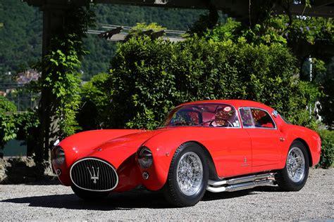maserati pininfarina vintage 1954 maserati a6gcs 53 berlinetta gallery supercars net
