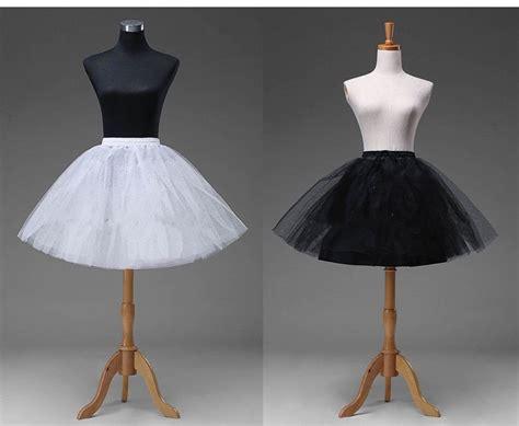 New Short Petticoat Crinoline Underskirt Tutu Bridal
